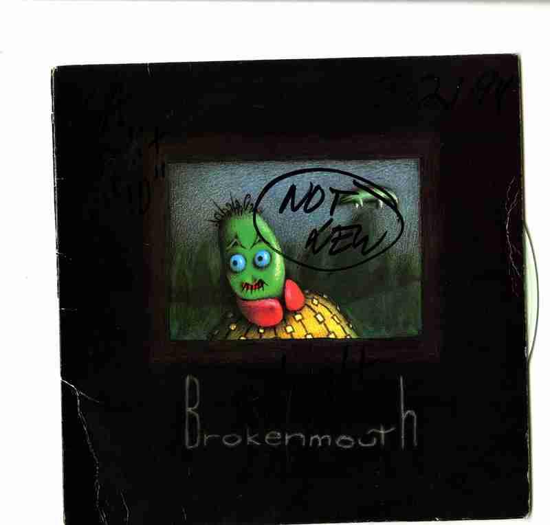 Dahlia Seed / Brokenmouth