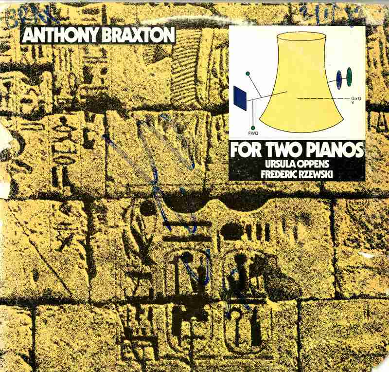 Composition 95 For Two Pianos