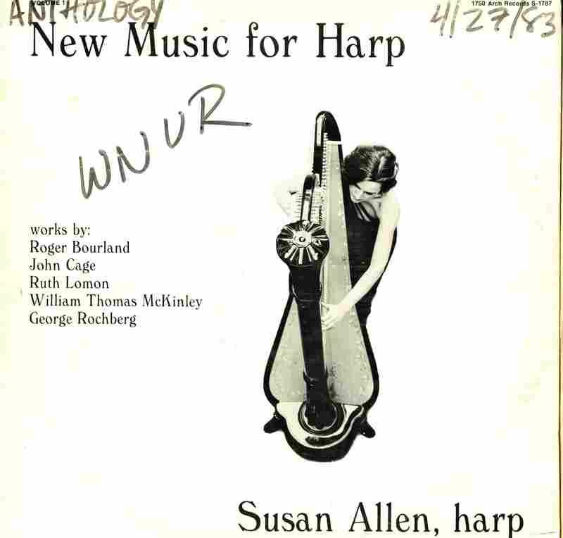 New Music For Harp