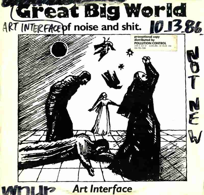 Great Big World of Noise and Shit